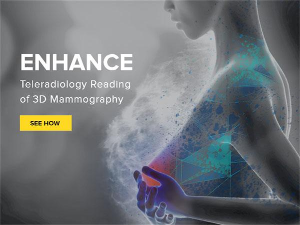 3D Mammography Teleradiology