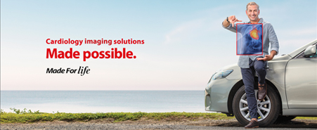 Cardiology Imaging Solutions, Made Possible. Made For life