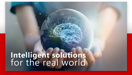 Intelligent solutions for the real world