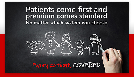 Every patient, covered