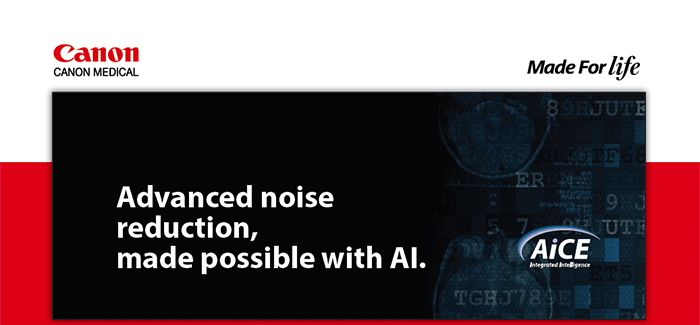 Advanced noise reduction, made possible with AI.