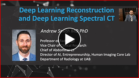 Deep Learning Reconstruction and Deep Learning Spectral CT