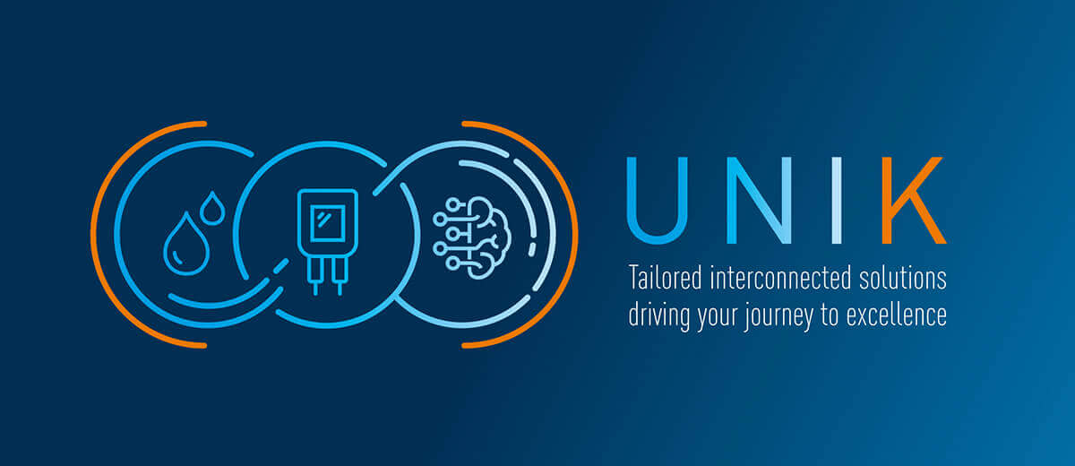 UNIK Tailored interconnected solutions driving your journey to excellence