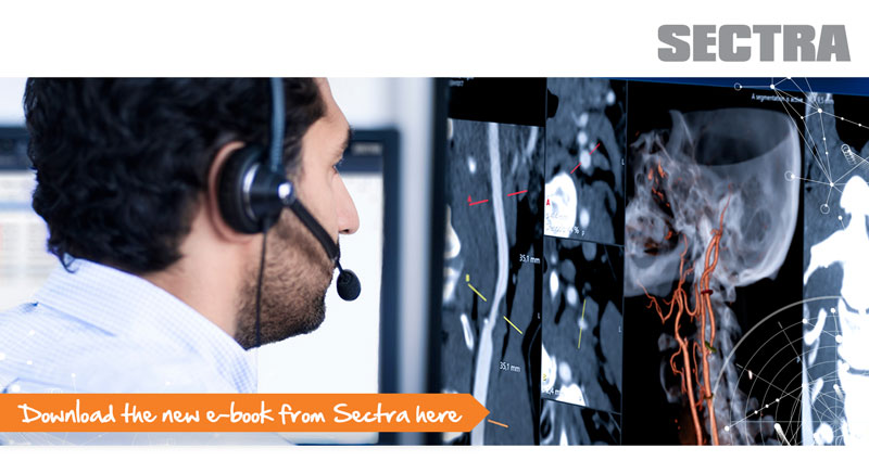 Click here to download the new e-book from Sectra
