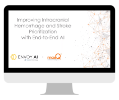 Improving Intracranial Hemorrhage and Stroke Prioritization with End-to-End AI - Community Webinar  -1