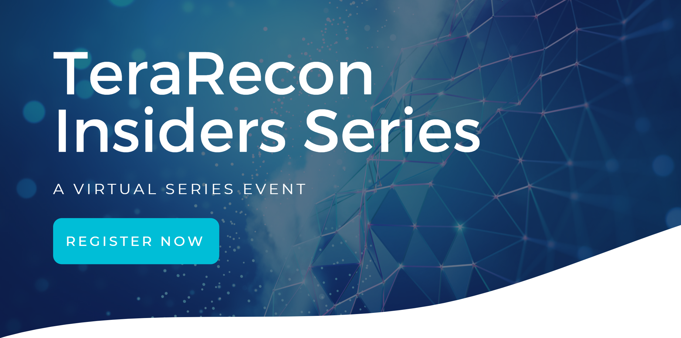TeraRecon Insiders Series
